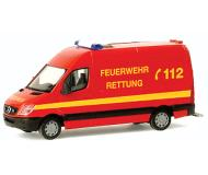 модель Herpa 048026  Mercedes Benz Sprinter