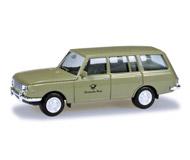 модель Herpa 049658 Wartburg 353 Tourist Deutsche Post