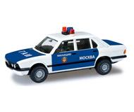 модель Herpa 049924 BMW 5er ТМ ГАИ
