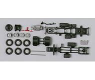 модель Herpa 080620 Комплект шасси Scania Hauber 4er Reihe 2-achs, 2 шт.Набор для самостоятельной сборки