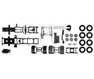 модель Herpa 082433 Комплект шасси Scania R Vorlauf 3-achs, 2 шт.Набор для самостоятельной сборки