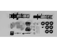 модель Herpa 082990 Комплект шасси Scania (medi) 2-achs, 2 шт.Набор для самостоятельной сборки