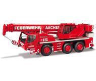 модель Herpa 090520 Liebherr кран LTM 1045/1 Aachen fire department