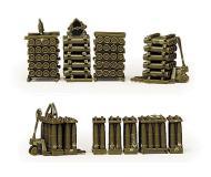 модель Herpa 742009 Herpa Military - Accessories -- Artillery Shells on Pallets