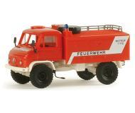 модель Herpa 743129 Пожарная служба.  Unimog S
