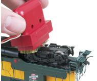 модель Kadee 236 Прибор для очистки колесных пар, может использоваться для масштабов, начиная с узкоколейного  HOn3 до масштаба O