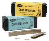 модель Kadee 392 Скобы для рельс код  100