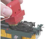 модель Kadee 843 Чистящая электрическая щетка, для масштабов  G и #1 и других.