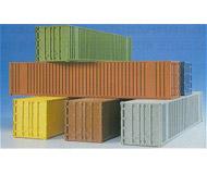 модель Kibri 10922 Шесть 40 футовых контейнеров HO