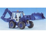модель Kibri 11154 Трактор JCB 4 CX Baggerlader 4x4x4.