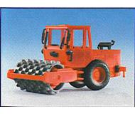 модель Kibri 11553 Дорожный асфальтоукладчик/утрамбовщик HAMM