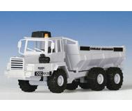 модель Kibri 11656 Самосвал Scania. Набор для самостоятельной сборки.
