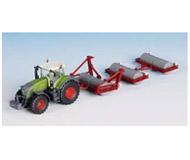 модель Kibri 12230 Fendt 936 mit Walzen