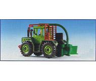 модель Kibri 12240 Tractor w/Winch & Chopper