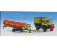 модель Kibri 12241 Unimod w/Cuttes & Trailer
