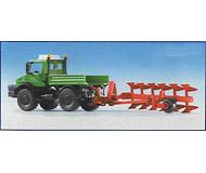 модель Kibri 12243 Unimog w/Plow & Ballast