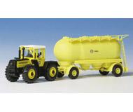 модель Kibri 12257 MB Tractor w/Tank Trailer