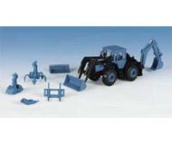 модель Kibri 12262 MB Tractor w/frntldr & bh