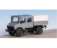 модель Kibri 12276 Unimog mit Doppelkabine