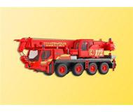 модель Kibri 13041 Liebherr LTM 1050-4 FIre Department Crane Truck - Kit -- Fire Department (red)