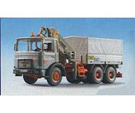 модель Kibri 13532 Тяжелый грузовик MAN с краном
