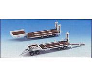 модель Kibri 13544 3-х и 4-х осные прицепы транспортёра.