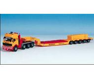 модель Kibri 13582 Тягач MB SK с транспортёром