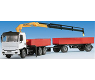 модель Kibri 14008 MB Actros w/Crane & Trlr