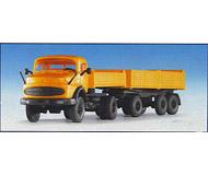 модель Kibri 14029 MB 2ax Lorry w/Trailer