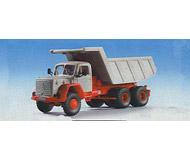 модель Kibri 14031 Magirus Tipper Lorry gray