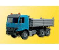 модель Kibri 14070 European Dump Truck MB Actros Kit