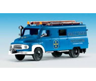 модель Kibri 14629 Ford 2500 Van Malteser