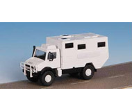 модель Kibri 14971 Автомобиль Unimog Safari кемпинг