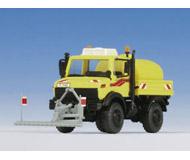 модель Kibri 14983 Автомобиль Unimog распылитель.