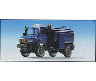 модель Kibri 14988 Unimog-цистерна