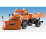 модель Kibri 15001 Автомобиль MB снегоуборочный