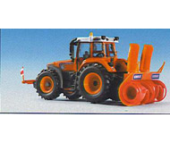 модель Kibri 15003 European Farm Machinery - Tractors -- Fendt Vario w/Rear Snow Plow Attachment