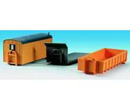 модель Kibri 15700 Road Works Unit 4/
