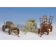 модель Kibri 15703 Старые фермерские телеги.