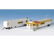 модель Kibri 15704 House Trailers 2/