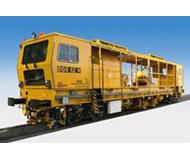 модель Kibri 16070 Машина для динамической стабилизации пути PLASSER & THEURER .