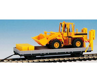 модель Kibri 16308 Платформа с погрузчиком