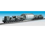 модель Kibri 16507 Двойная платформа Uaai DB с генератором