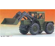модель Kibri 18022 Tractor w/front loader BW