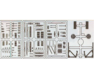 модель Kibri 18032 Diverse Spritzlinge