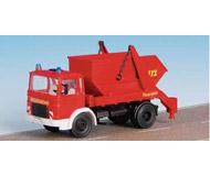 модель Kibri 18201 Автомобиль MAN с мусорным контейнером.
