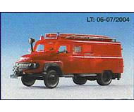 модель Kibri 18255 Ford FK 2500 пожарный.