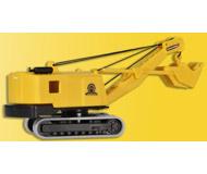 модель Kibri 19101 European Construction Equipment - Menck (Plastic Kit) -- Tracked Excavator (yellow)