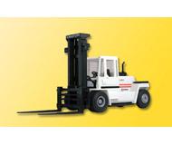 модель Kibri 21750 Construction Equipment - Kalmar Heavy-Duty Forklift -- Assembled Model