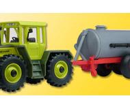 модель Kibri 22234 Farm Machinery -- Mercedes Benz 4x4 Tractor w/Liquid Manure Wagon